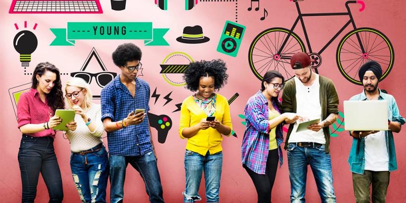 geração millennials